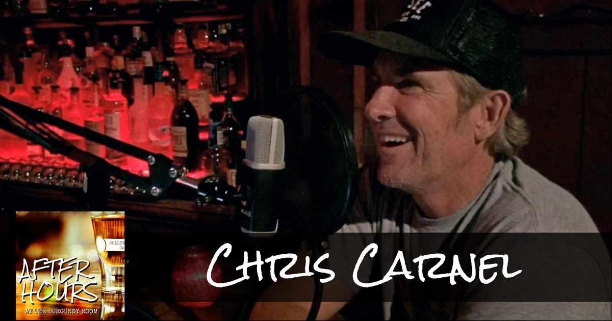 Chris Carnel - After Hours at the Burgundy Room | Episode 10